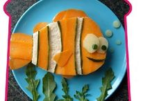 PLAY WITH YOUR FOOD / This is how I get my kids to eat different food. / by Chef Tanya Calvin