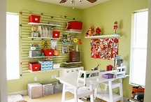 Crafts & DIY  / DIY, Craft, Sewing, handmade, Fabrics, felts, Craftroom, Work space, Studio