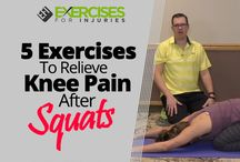 Exercise for injuries