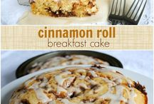 Amazing Breakfast Recipes / Breakfast doesn't have to be boring! Ditch the plain eggs and oatmeal and try out these amazing breakfast recipes!
