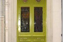 Doors / by Blair Dubak Connolly