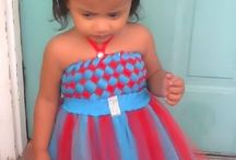 DIY tutu dress