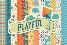 Playful Collection / by Authentique Paper
