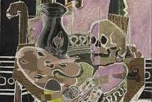 Vanité / Braque, la vanité dans l'art moderne