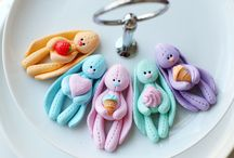 polyclay easter