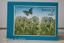 Nature Springtime / Nature Springtime stamp set by Art Journey