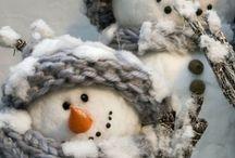Tél, winter képeslap