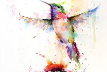 Watercolor _ aquarela