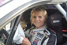Ramona Karlsson / Swedish Rallycross driver and first female World Rallycross driver