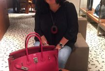 My Handbags / Bags Hermes Birkin Louis Vuitton Celine Fashion Outfits Style