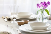 The Simple Table / Simplicity is the ultimate sophistication, according to Da Vinci. Creating a dining experience that is as good for every day as for special occasions needs specially chosen classics that say more with less.