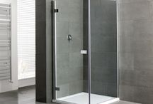 Frameless Shower Enclosure / A Frameless Shower Enclosure with Serene Bathrooms   Most of us will want our bathrooms to look clean, clear and sleek – and what better way to achieve this than with a frameless shower enclosure? Here at Serene Bathrooms, we supply a wide range of these eye-catching installations, and no matter what your budget or what you think will fit in with the current design of your bathroom, we have the solution for it. / by Serene Bathrooms