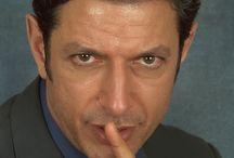 Jeff Goldblum / by Denise Sandiford