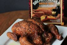 Smoker Recipes / We have a Masterbuilt Electric Smoker that we  love. I am always looking for new recipes to try. / by Kathy Summers