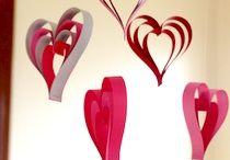 Valentine day craft idea