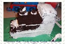 Birthday cakes / by Susan Humeniuk