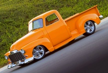 Classic GMC Cars / All about the classics! GMC has a rich history and this is all about celebrating it.