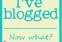 My Blogging World / by Simply Gloria