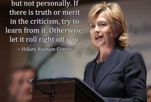 HILLARY FOR PRESIDENT / NEW BEGINNING 2016 / by Dawn Lee