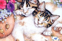 Kat en kunst