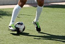 soccer skills / by April Bauknight