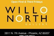 Willo North Gallery / Contemporary Art Gallery