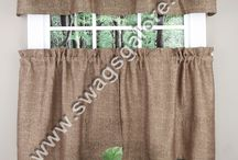Kitchen Curtains / by Swags Galore