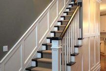 upstairs floor