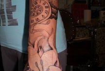 My tattoo's / In progress