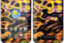Tablet Skins / Tired of looking at your boring tablet? Enhance your devices with our skins and matching wallpaper. Want to change with the seasons? Be our guest! Our skins are easily removable and you can change them as often as you'd like.