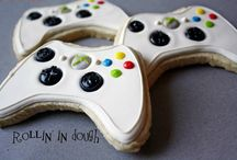 Video Game Parties / by Cathy C - 505 Design, Inc