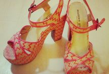 Clossette Shoe Collection a.k.a. Crack / Eye candy: Shoes, shoes and more shoes