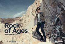 Rock of Ages - Spring Summer 2017 / Adv Campaign Spring Summer Collection 2017