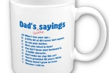 Father's Day Gift Ideas / A collection of gift ideas for our fathers.