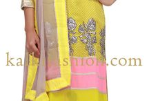 Suits n churidaars :) / by KavLeen Kaur