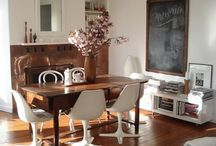 Dining Spaces / by HandbagsNPigtails SG