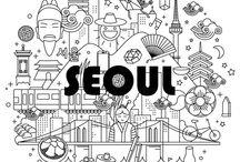 Seoul graphic
