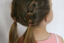 Penteados para Maria Alice