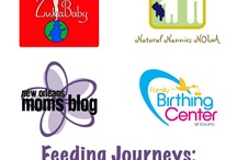 Feeding Journeys: Nourishing Baby and Overcoming Challenges / A two day series on nourishing baby, including stories of nursing, formula feeding and making baby food