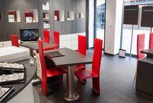 Notre boutique / Notre boutique, au 76 Grand'Rue à Strasbourg, vous accueille du mardi au samedi, de 10h à 13h et de 14h à 19h.