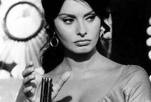 Sofi Loren.