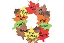 Nov./Thanksgiving lessons / by Angela Priest-Thomas