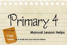 Primary Lesson Help
