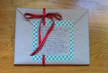 Wrapping / Creative gift wrappings