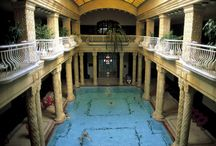 Budapest - City of Baths / Budapest is the richest city in thermal and medicinal waters in the world.