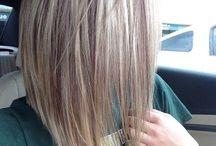 Hairspiration / Haircuts, haircolours, hairstyles, ...