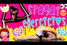 Danza elongación ejercicios