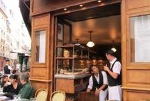 Parisian Cafe / Inspiration for Paris style Cafe