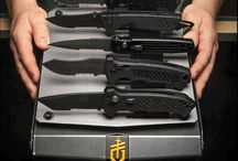 Gerber Knives & Tools / Like the men and women who carry their gear, Gerber is Unstoppable. Decades of innovation and dedication have put them here. Renowned as a master of knives and tools, Gerber's problem-solving, life-saving products are designed with the unique needs of specific activities in mind. Today that includes much more than a blade.