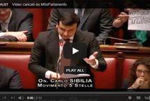 Politica / I partiti Politici Italiani, le elezioni, i sondaggi e le leggi in promulgazione, tutto sulla vita politica italiana ed internazionale
